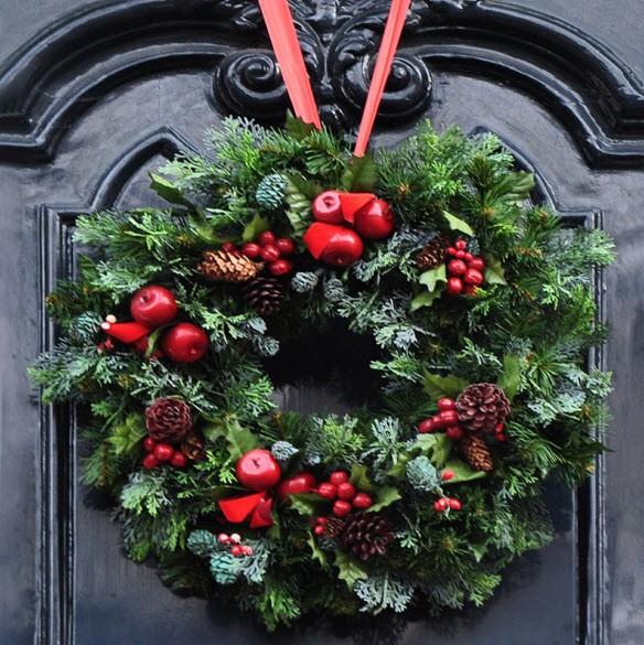 Wieńce adwentowe i bożonarodzeniowe - pomysły i inspiracje
